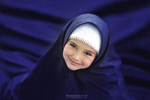 senyuman indah