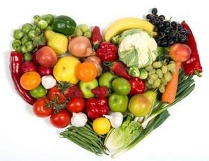 Buah dan sayur bagi tubuh