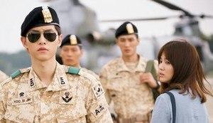 Aktor korea yang tampan dan aktris yang cantik