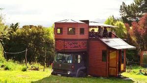 Rumah dari truk