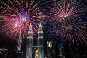 Tahun baru di malaysia