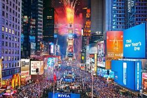 Tahun baru di new york