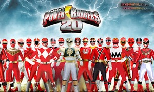 film era90an power ranger
