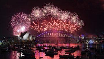 Yuk Intip Serunya Tahun Baru 2017 di Berbagai Negara